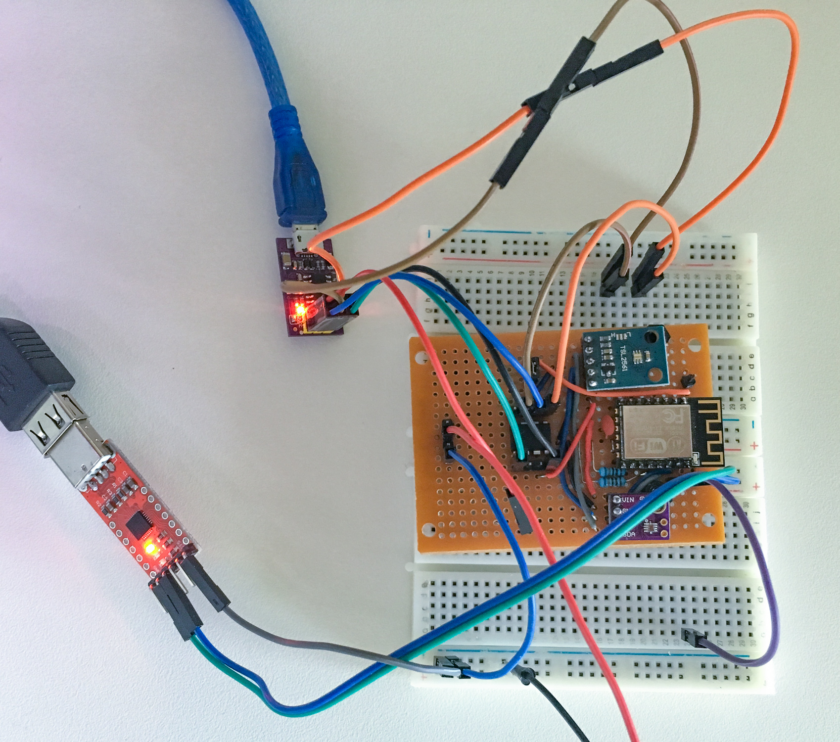 ESP8266 on batteries for years – part 1 – Cron Blog – My